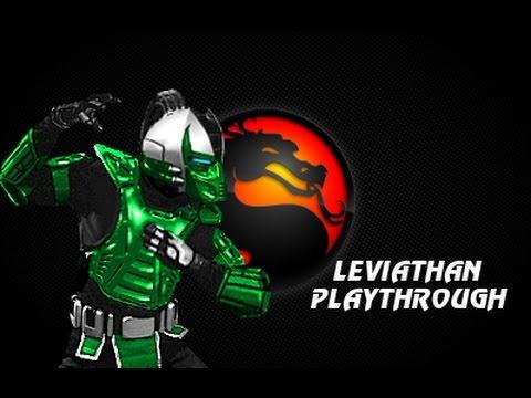 MKP 4.1 Season 2 (MUGEN) *NEW* - Leviathan Playthrough