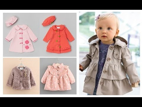[VIDEO] - Kids Winter Coat Jacket Design Ideas=Baby Girl Winter Outfit Idea 2018-19 2