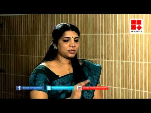 Close Encounter with Saritha S Nair