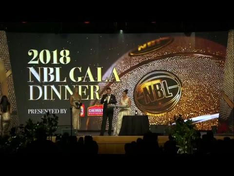 NBL MVP Gala Dinner