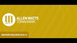 Allen Watts - Tomahawk (Radio Edit)