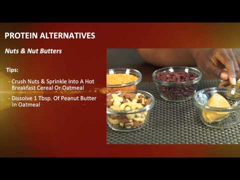 ADS TV: HEALTH & WELLNESS: Protein Alternatives For A Vegetarian Lifestyle thumbnail