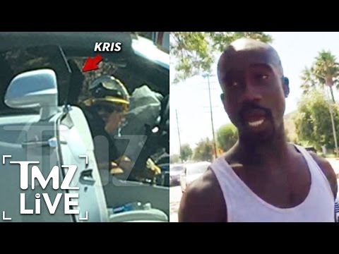 Kris Jenner Car Crash Tragedy (TMZ Live)