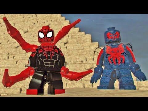 Lego Marvel Super Heroes 2: Desbloqueando Personagens