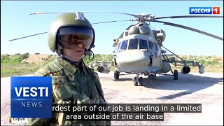 Syria: Russian Pilots Go to War With Prayer in Their Hearts thumbnail
