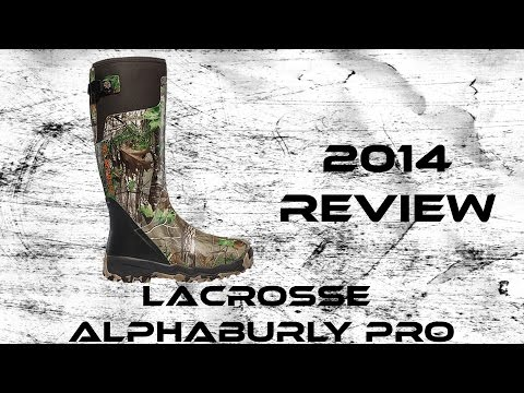 Product Review: Lacrosse Alphaburly Pro
