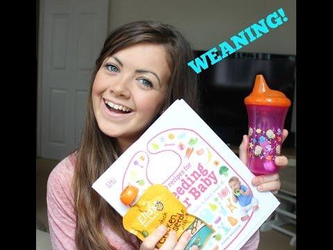 Weaning! -- Purees,Equipment,Finger Foods