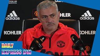 Jose Mourinho backs misfiring Romelu Lukaku ahead of Everton clash