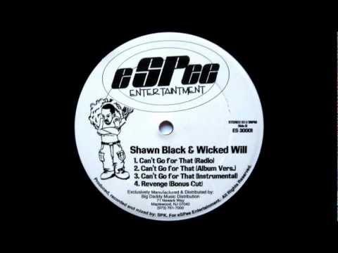 "Shawn Black & Wicked Will - ""Revenge"" - NJ Hip-Hop - Late 90s"