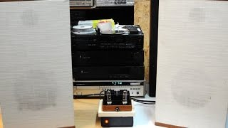 wharfedale super 8/rs/dd + tube amp with pcl86