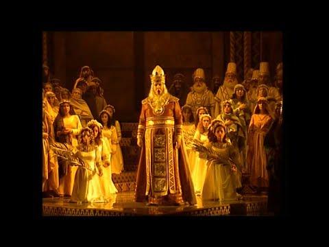 Verdi / Nabucco Act 1 / Ankara State Opera And Ballet