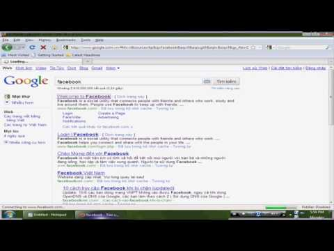 How to use Freegate for Firefox