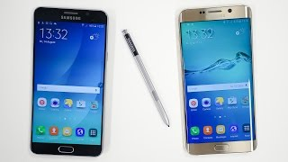 Note 5 vs S6 Edge+: Which One is Right for You?