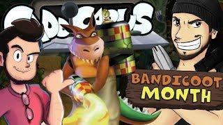 Top 10 BEST Bandicoot Bosses! - Caddicarus ft. AntDude