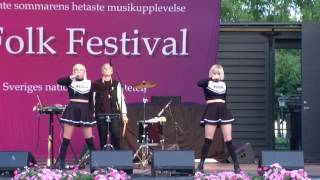 The Magnettes - Sad Girls Club - Fem Folk - Stockholm