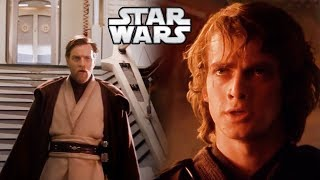 Why Anakin Couldn't Sense Obi-Wan on Padme's Ship - Star Wars Explained