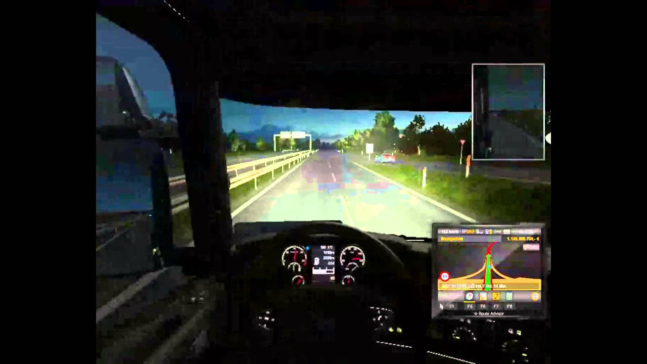 lets play euro truck simulator 2 part 4 kliscches und. Black Bedroom Furniture Sets. Home Design Ideas