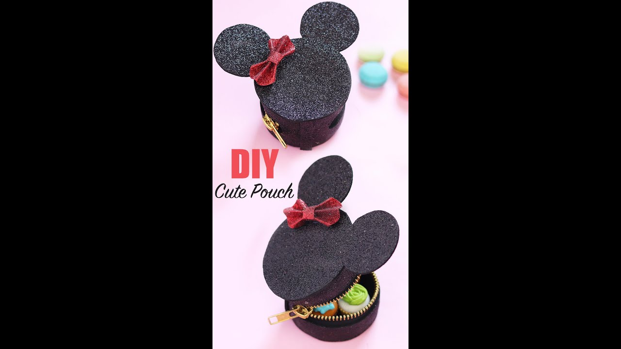 DIY Minnie Mouse Gift Basket | Gift Basket | Gift Ideas (1-minute video)