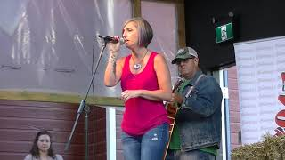 """Jeanette Chevarie sings  """"Little White Church"""" by Little Big Town"""