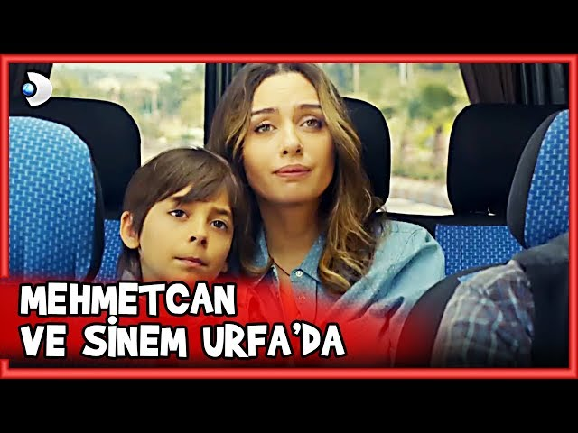 Mehmetcan ve Sinem URFA'ya Gidiyor - Küçük Ağa 11. Bölüm