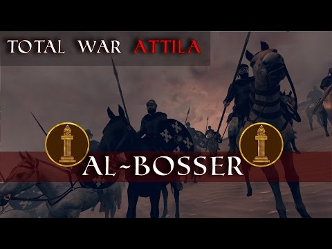 Al-Bawser - The New King Of Melee Cavalry | Total War Attila Empires of Sand DLC |