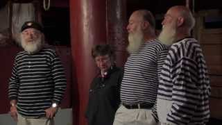 Roaring Forties sing Davy Lowston on board the James Craig
