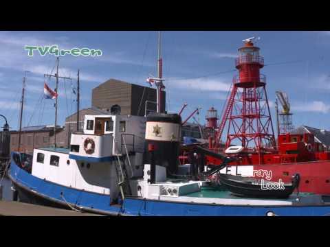 LibraryLook: Port of Den Helder - The Netherlands (Full 4K dupe)