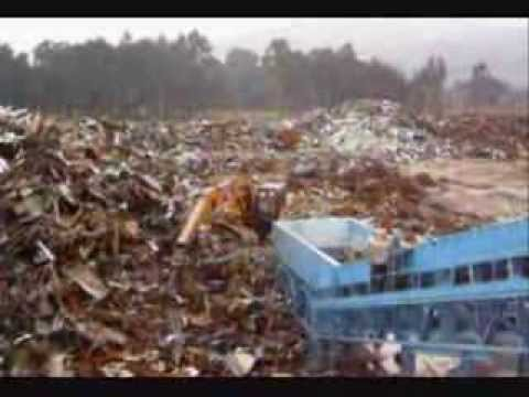 METAL SCRAP RECYCLING PLANT PLANT (ZB GROUP)