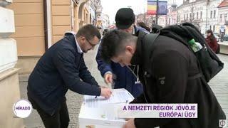 A nemzeti régiók jövője, Európa jövője