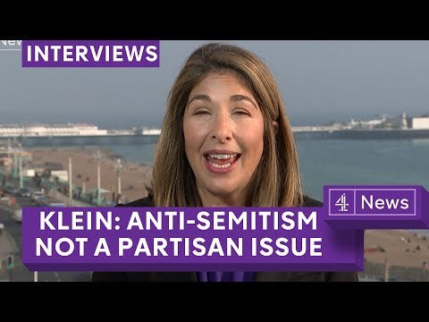Naomi Klein on Misogyny, Anti-Semitism and 'Fatberg' Trump (Extended Interview)