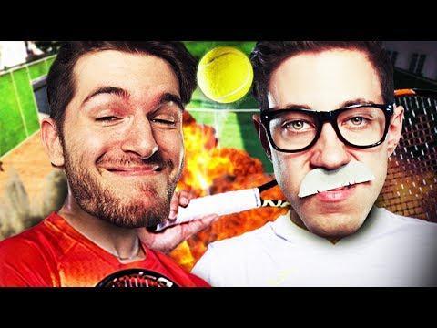 John & Jim gehen Tennis spielen!   GTA 5 Online