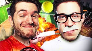John & Jim gehen Tennis spielen! | GTA 5 Online