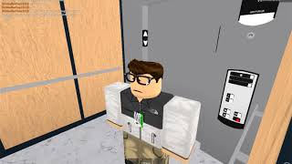 New Schindler HT Elevator atop the Teknikk Appts and Offices - Roblox