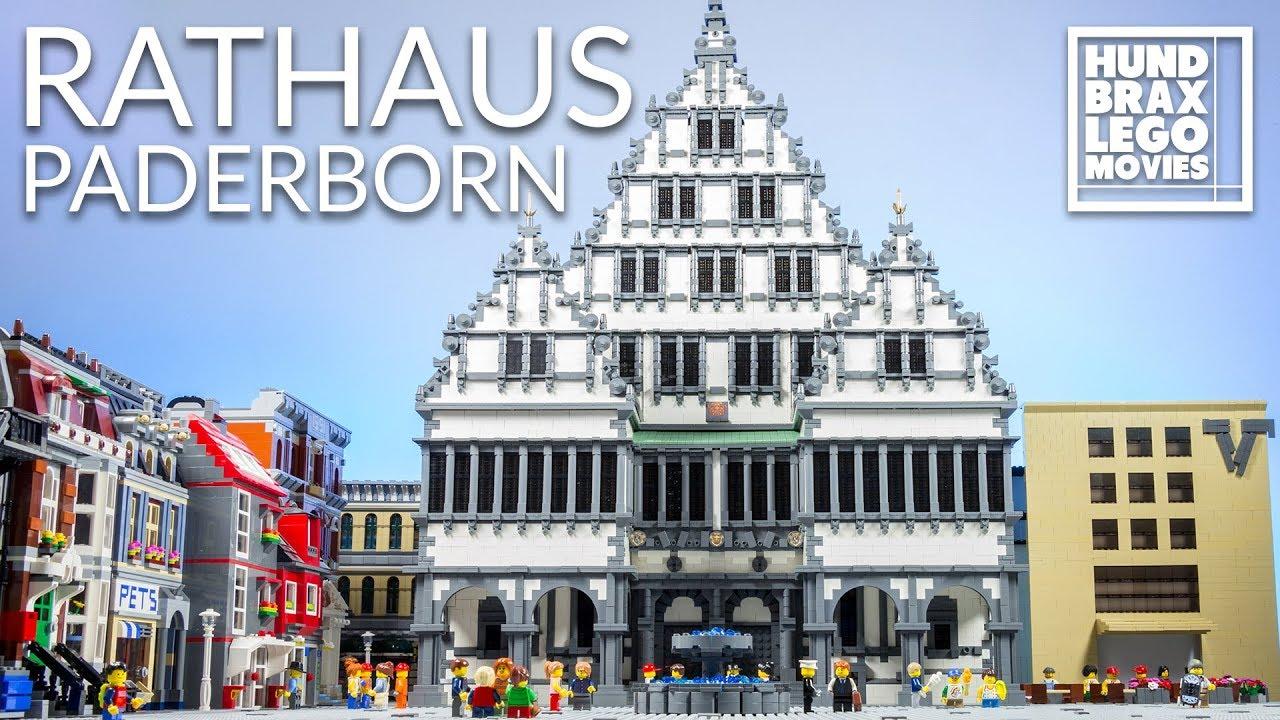 LEGO Paderborner Rathaus