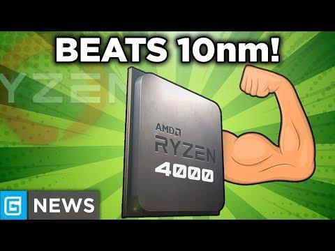 AMD's Next Gen OFFICIALLY Beats Intel's 10nm!