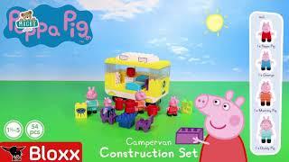 Építőjáték Peppa Pig Camper PlayBIG Bloxx