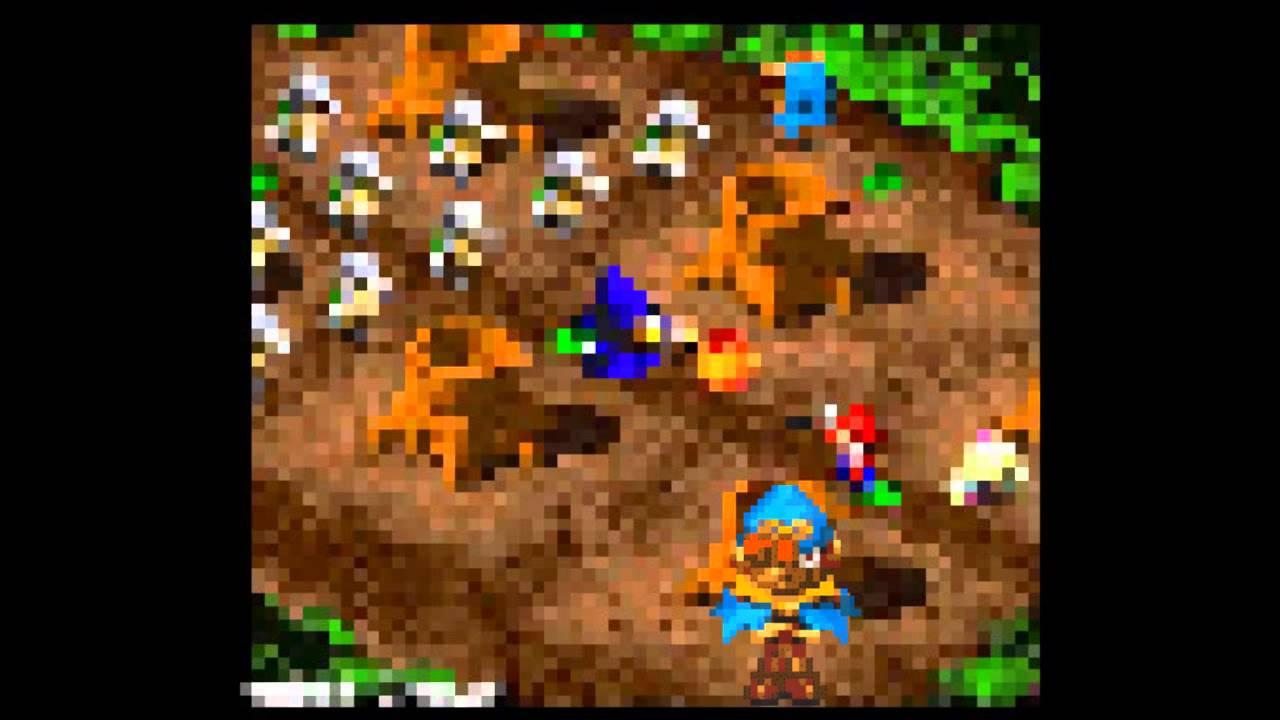 Forest Maze (8-bit) Super Mario RPG