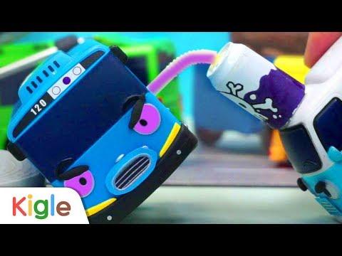 타요레인저스 인기 영상 스페셜 | 타요 레인저스 | 꼬마버스 타요 | 키글TV