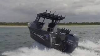 Boat Reviews on the Broadwater Quintrex 690 Trident