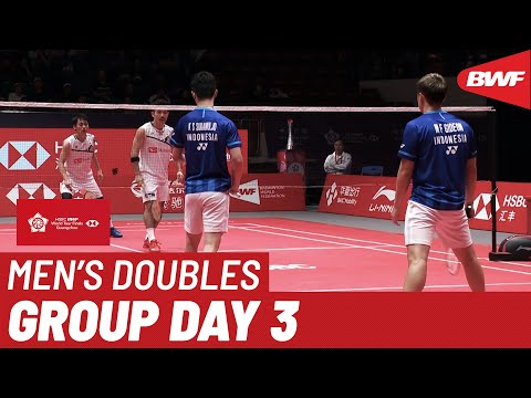 Group A | MS | Jonatan CHRISTIE (INA) vs. WANG Tzu Wei (TPE) | BWF 2019 from YouTube · Duration:  56 minutes 1 seconds