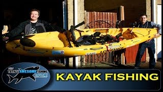 How to rig a fishing kayak - Totally Awesome Fishing Show