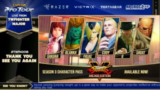 TW Fighter Major 2018 Finals #TWFM2018