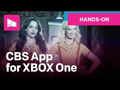 CBS All Access for Xbox One official demo