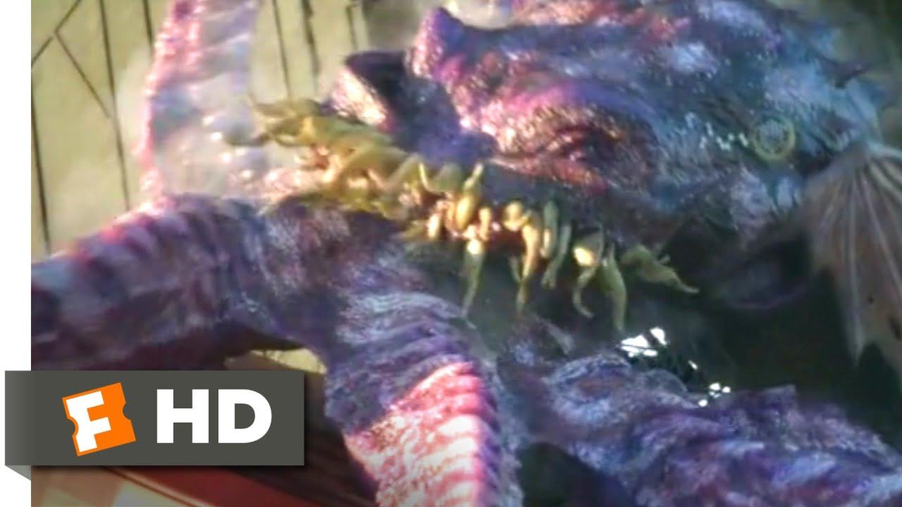 Download Kingsglaive: Final Fantasy XV (2016) - Ultros Attacks Scene (3/10)   Movieclips