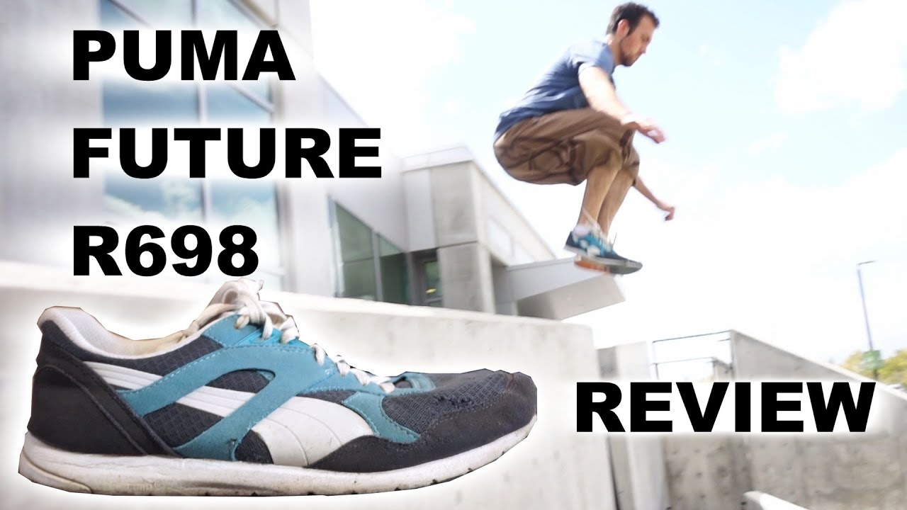 BEST PARKOUR SHOES? Puma Future R698 Review