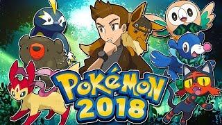 Pokémon 2018 - My Hopes & Predictions!
