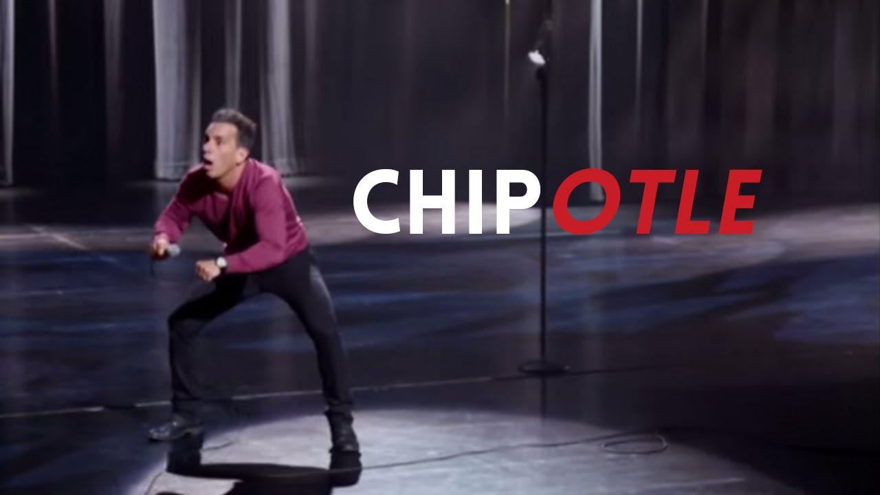 Chipotle | Sebastian Maniscalco: Aren't You Embarrassed?