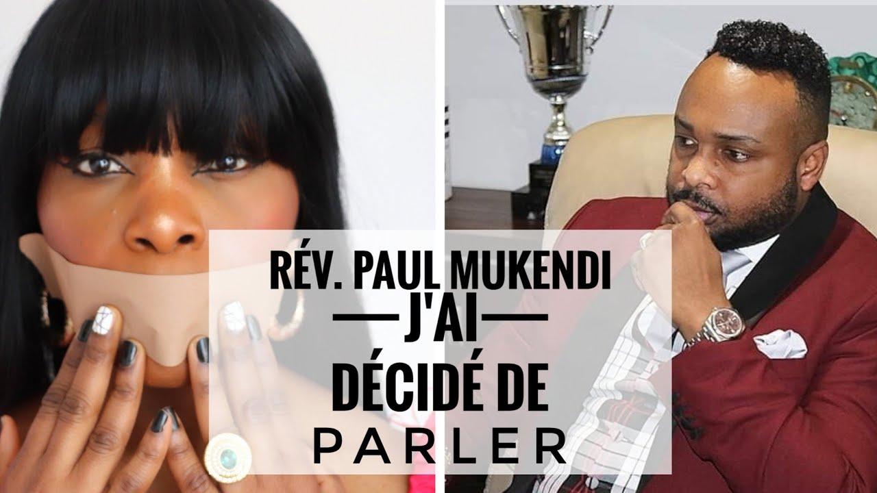 Download AFFAIRE DU REVEREND PAUL MUKENDI JE BRISE LA LOI DE L'OMERTA