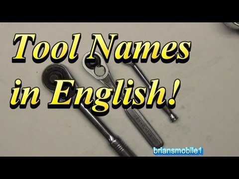Auto Tool Names in US English