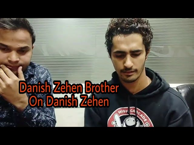 Danish Zehen Brother Live
